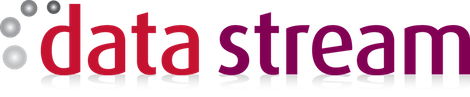 The Data Stream logo