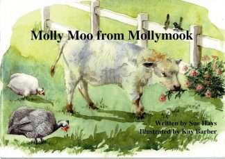 Molly Moo from Mollymook front cover
