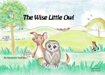 Cover of The Wise Little Owl